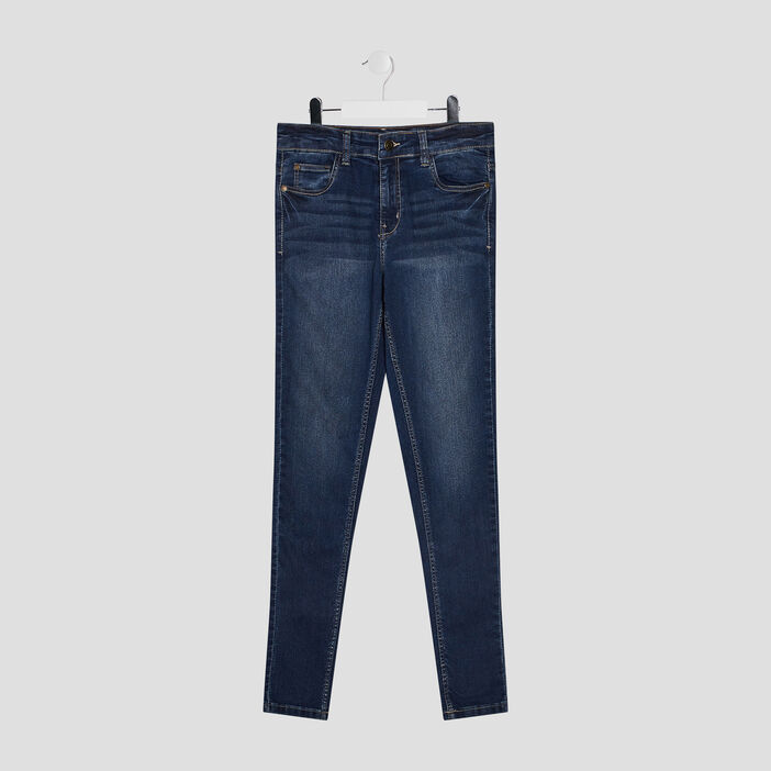 Jeans skinny garçon denim dirty