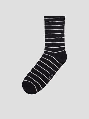 Lot de 5 paires de chaussettes multicolore femme