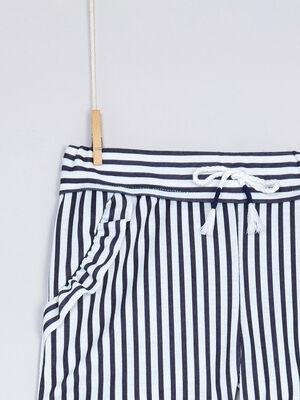 Chemise manches longues denim brut fille