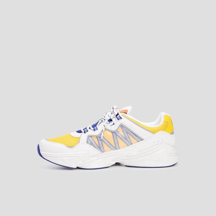 Runnings LA Gear homme jaune