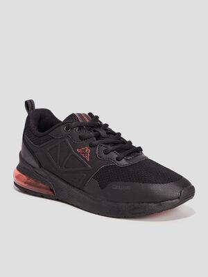 Runnings Kappa noir garcon