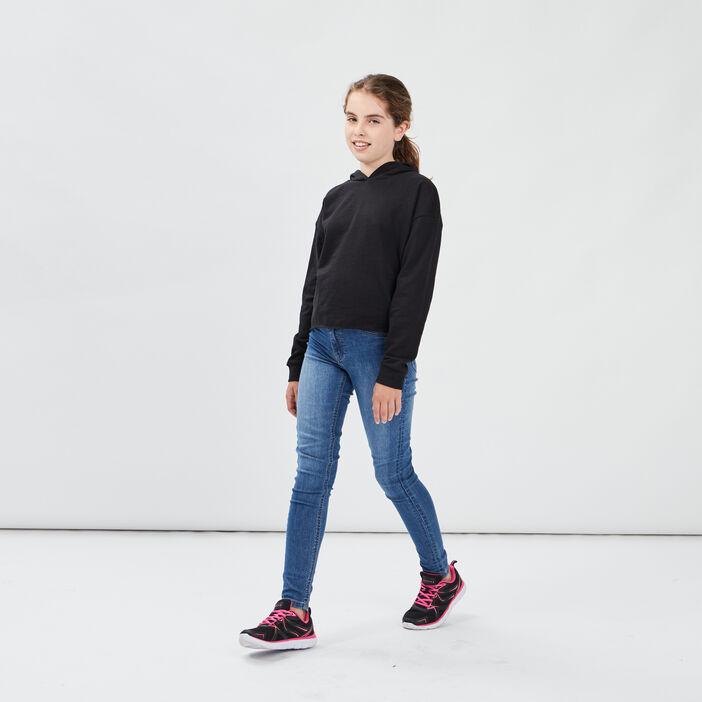 Jeans skinny fille denim double stone