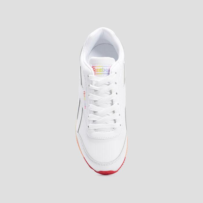 Baskets running Reebok fille blanc