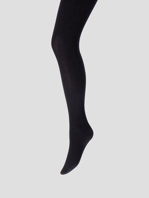 Collants opaques noir femme