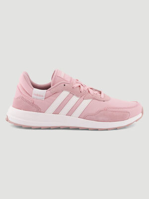 Runnings Adidas RETRORUN rose femme