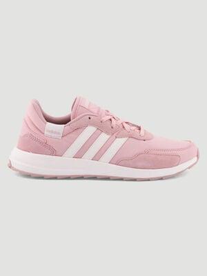 Runnings Adidas RETRORUN rose femme