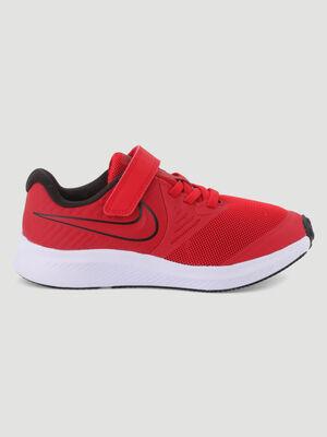 Runnings Nike STAR RUNNER rouge garcon