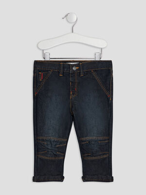 Jeans regular Creeks denim brut bebeg