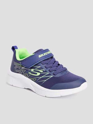 Runnings Skechers bleu garcon
