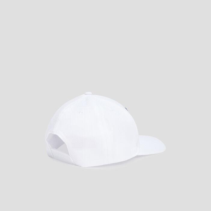 Casquette mixte blanc