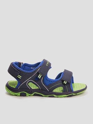 Sandales de sport Creeks bleu garcon