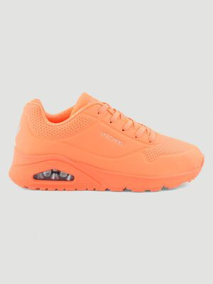 Runnings Skechers UNO NIGNT SHADES orange femme