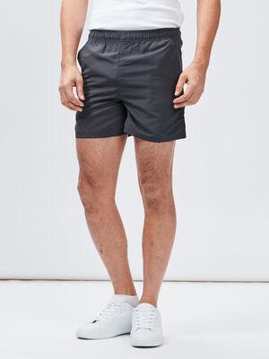 Short droit Trois25 gris homme