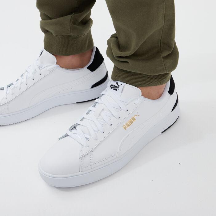Tennis Puma homme blanc