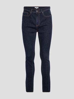 Jeans slim denim brut homme