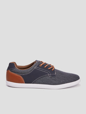 Derbies Creeks bleu homme