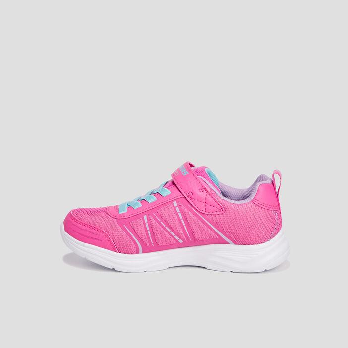 Runnings Skechers fille rose
