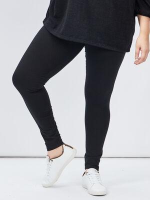 Leggings noir femmegt