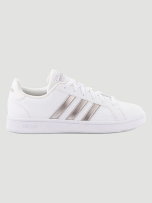 Tennis Adidas Grand Court Base blanc femme