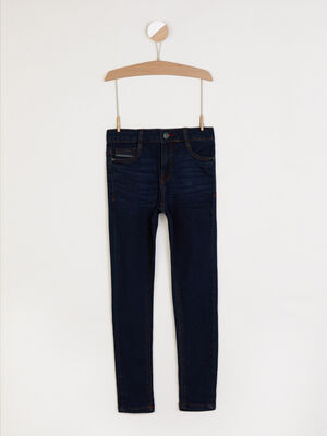 Jeans slim Creeks denim brut garcon