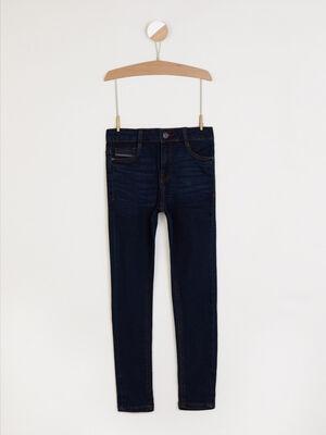 Jeans slim Creeks denim brut garcon