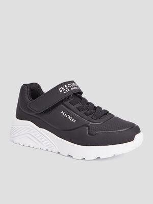 Runnings Skechers noir garcon
