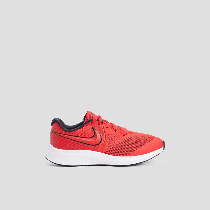Runnings Nike fille rouge
