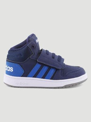 Tennis Adidas HOOPS MID 20 I bleu garcon