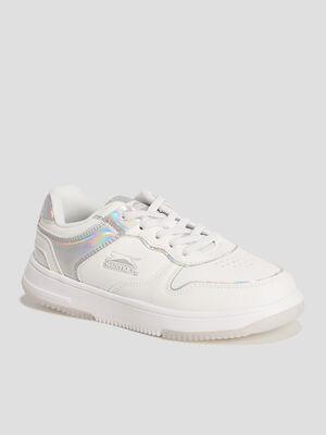 Tennis Slazenger blanc fille
