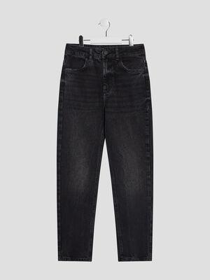 Jeans droit Liberto noir fille