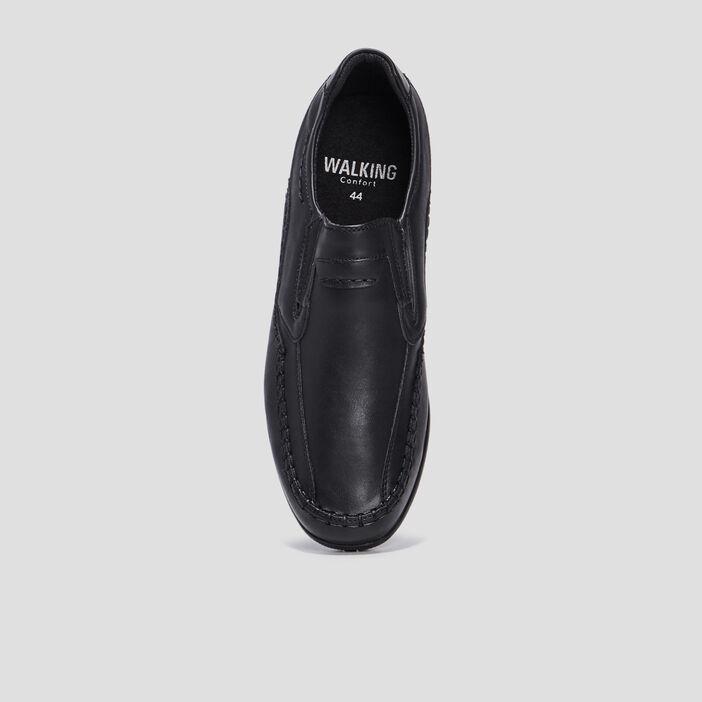 Chaussures bateau homme noir