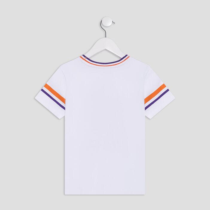 T-shirt Looney Toons garçon blanc