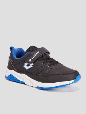 Runnings Lotto bleu garcon