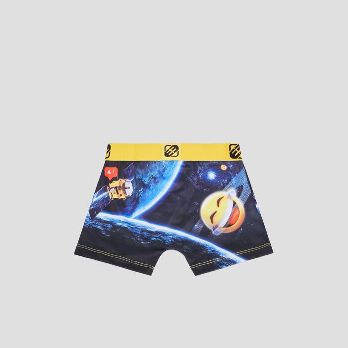 Boxer Freegun garçon jaune