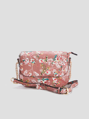 Sac besace a bandouliere multicolore