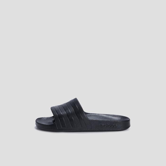 Claquettes Adidas femme noir