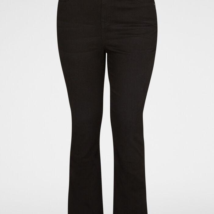 Jeans skinny grande taille femme grande taille noir