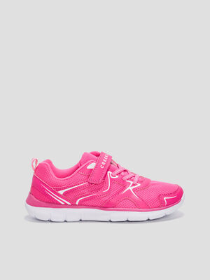 Baskets running Creeks rose fille