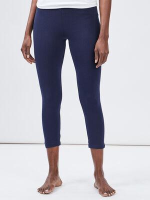 Legging 78eme bleu marine femme