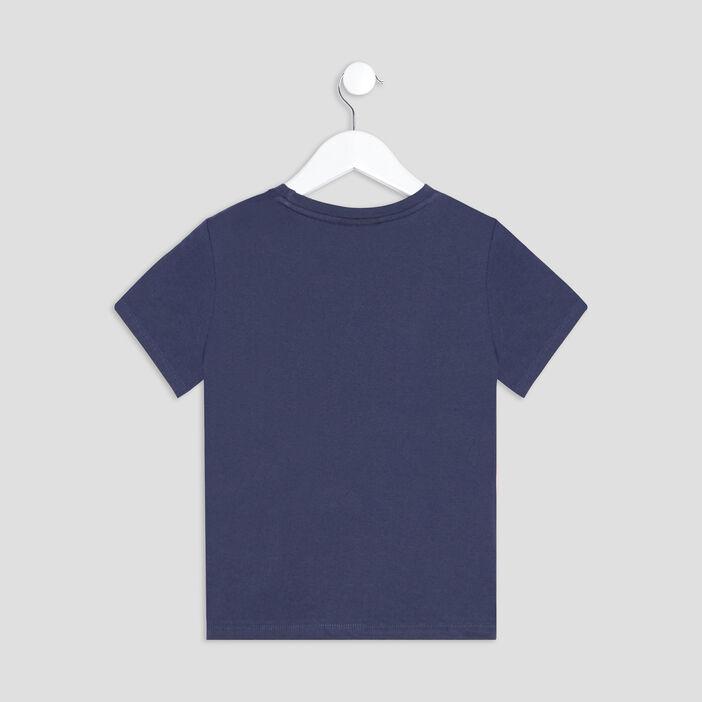 T-shirt manches courtes Mario garçon multicolore