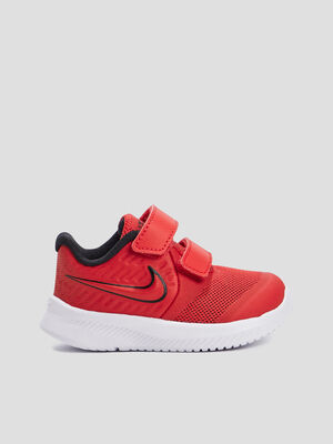Runnings Nike rouge bebe