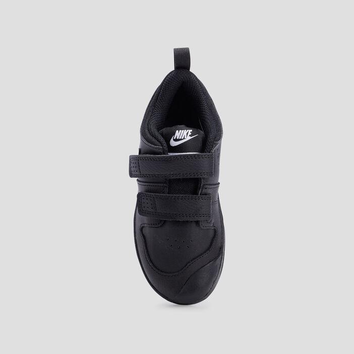 Baskets tennis Nike fille noir