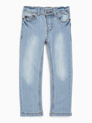 Jean slim brut denim double stone garcon