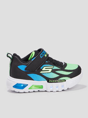 Runnings Skechers bleu