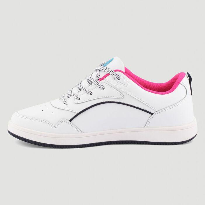 Tennis LA Gear LUDIVINE femme blanc