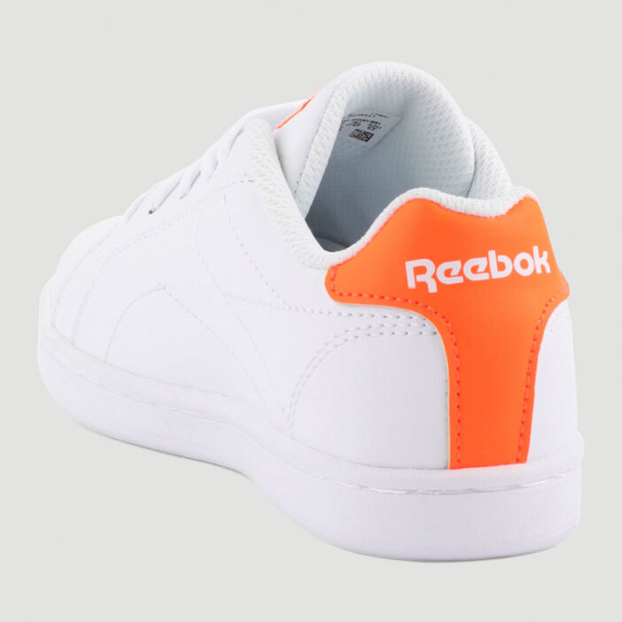 Tennis Reebok ROYALE COMPLETE garçon blanc
