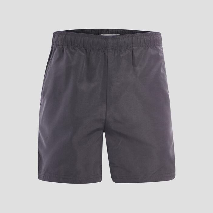 Short droit Trois25 homme gris