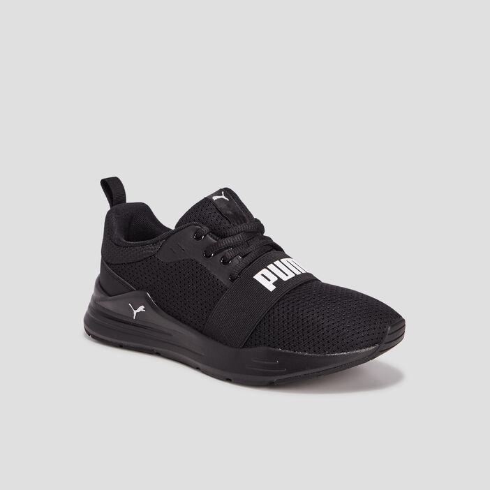 Runnings Puma garçon noir