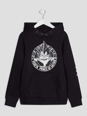 Sweat a capuche Dragon Ball Z noir garcon