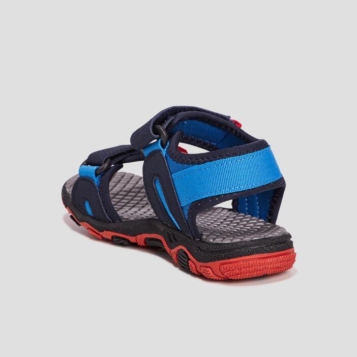 Sandales à scratchs Creeks garçon bleu